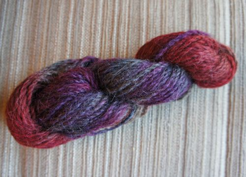 Knotted Skein