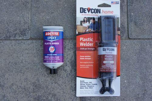 Plastic welder