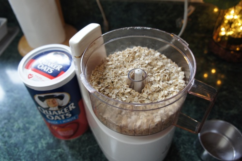 Whole oatmeal