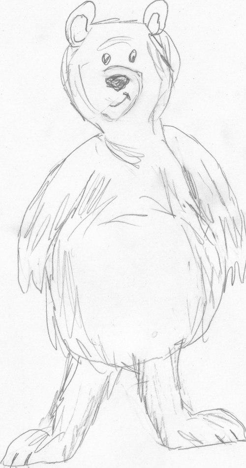 Bear Sketch (2)
